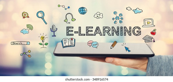 E Learning Images Stock Photos Vectors Shutterstock