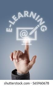 E-Learning - Education Concept