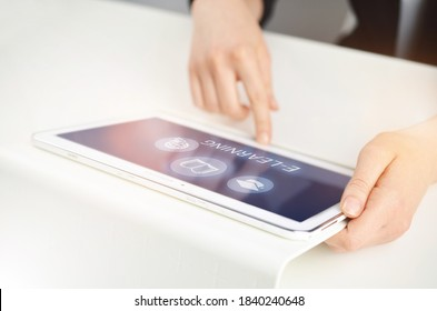 E-learning Education Internet Technology Webinar Online Courses