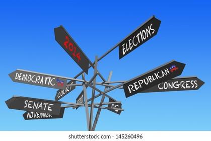 election 2014 choice conceptual post