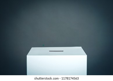 Election and ballot box
