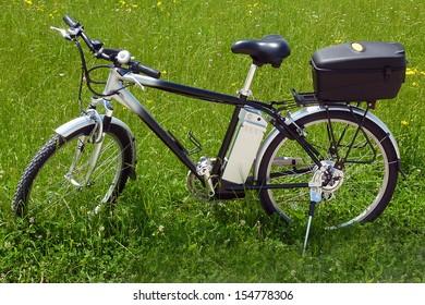 Electric bike, e-bike, electric bicicle