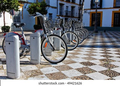 Electric Bycicles Rental in Seville Spain
