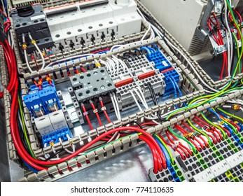 Panel Wiring High Res Stock Images | ShutterstockShutterstock
