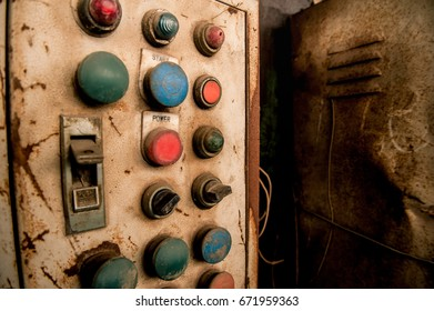 Electric control system, Old switch box