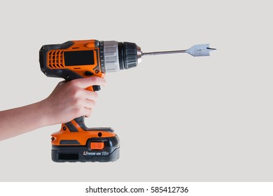 Electric Drill Electric Attachments Perform Various Stock