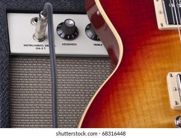 Amp Cord Images Stock Photos Vectors Shutterstock