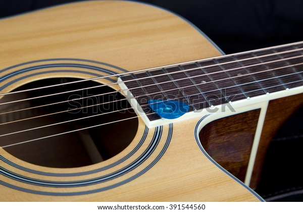 Electric Guitar Parts Guitar Acoustic Musical Stock Photo