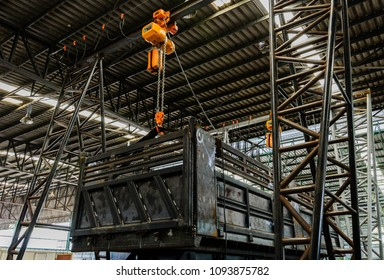 Electric Hoist heavy a frame