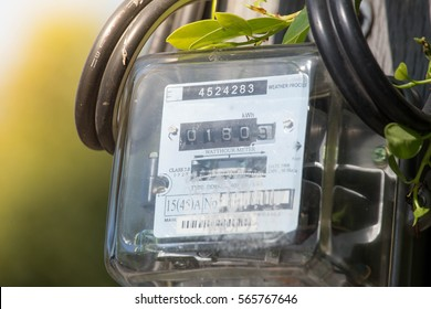 electric meters,Power meter measuring power and other energy costs more affordable.