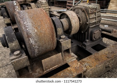 Electric motors in used and waste