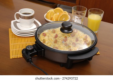 electric pan