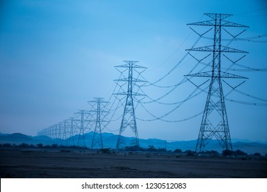 the electric post