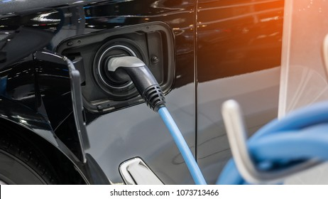 Electric power for cars.Plug in electric power to the car.