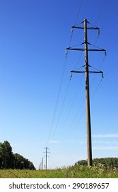 The electric power line