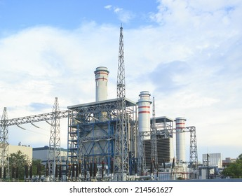 electric power plant in zhuhai china