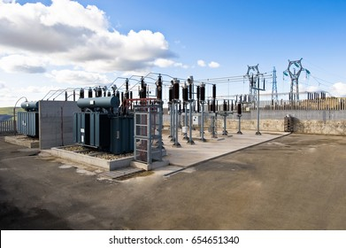 Electrical Substation Images, Stock Photos & Vectors | Shutterstock
