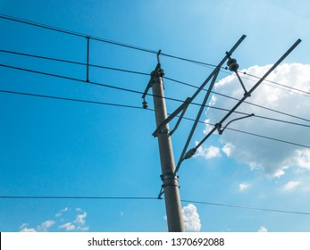 Overhead Train Wires Images, Stock Photos & Vectors ... on