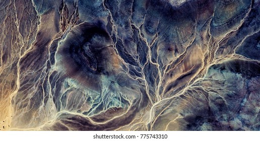 electric storm allegory,abstract photography of the deserts of Africa from the air, Photographs magic, just to crazy, artistic, landscapes of your mind, optical illusions, abstract art,