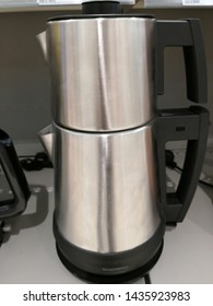 electric tea and coffee maker
