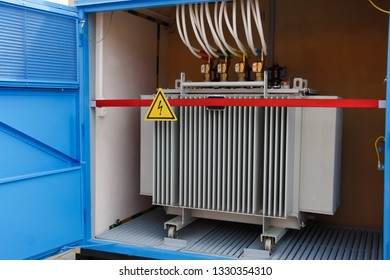 Electric transformer box
