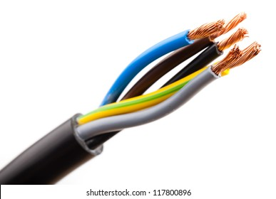 Electrical Wires Images, Stock Photos & Vectors | Shutterstock