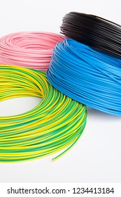 electric wire spools
