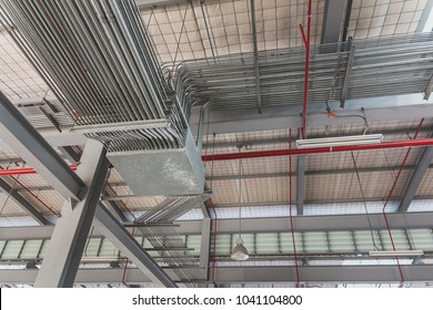 Pleasant Conduit Images Stock Photos Vectors Shutterstock Wiring Cloud Staixuggs Outletorg
