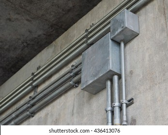 Terrific Conduit Images Stock Photos Vectors Shutterstock Wiring Cloud Staixuggs Outletorg