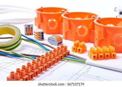 Wire Junction Box | Junction Box Images Stock Photos Vectors Shutterstock