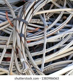 Imágenes, fotos de stock y vectores sobre Copper Cable ... on