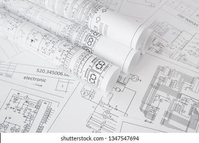 electrical engineering drawings