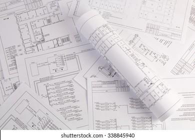 electrical engineering drawings printing