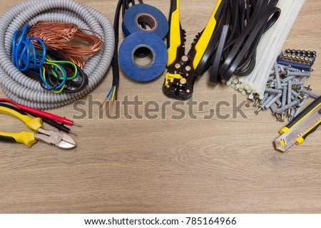 Sensational Electrical Equipment Electrical Tools Power Cables Installation Wiring 101 Akebretraxxcnl