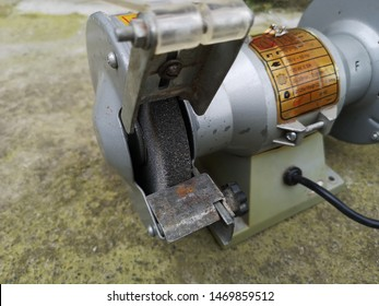 Miraculous Bench Grinder Images Stock Photos Vectors Shutterstock Pabps2019 Chair Design Images Pabps2019Com