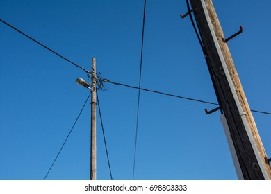 Electrical installation and street light