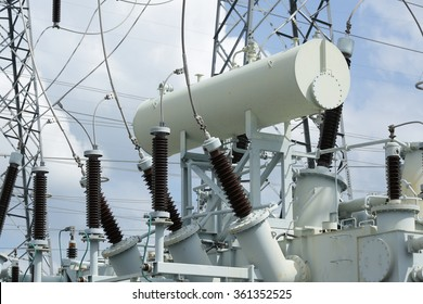 Electrical insulators and tank oil of transformer