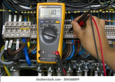 Electrical measurement.