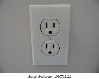 Electrical outlet .