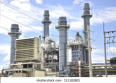 Electrical power generation plant
