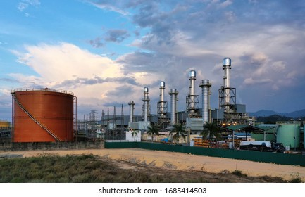 Electrical power generation plant /Power plant / Power station