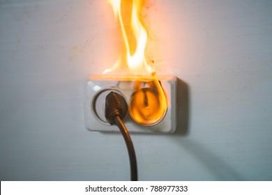 Sensational Short Circuit Burned Cable Against Light Stock Photo Edit Now Wiring Digital Resources Otenewoestevosnl