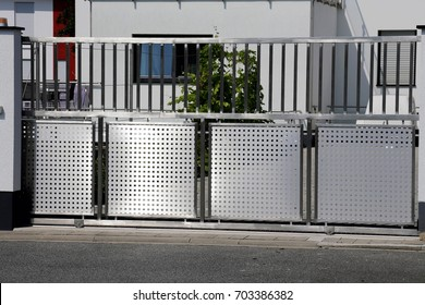 Sliding Gate Images Stock Photos Amp Vectors Shutterstock