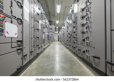 Electrical switchgear,Industrial electrical switch panel