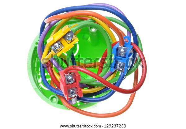 Electrical Wires Wall Socket Wiring House Objects