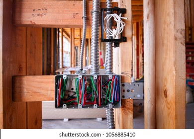 Imágenes, fotos de stock y vectores sobre Electric Wiring ... on circuit breaker, plumbing a house, 3-way lamp, junction box, mains electricity by country, consumer unit, design a house, ac power plugs and sockets, windows a house, ring circuit, roofing a house, repair a house, distribution board, building a house, siding a house, ground and neutral, grounding a house, canadian electrical code, doors a house, framing a house, wire a house, three-phase electric power, electrical wiring in north america, earthing system, industrial and multiphase power plugs and sockets, power cable, painting a house, frame a house, electrical conduit, electrical wiring,