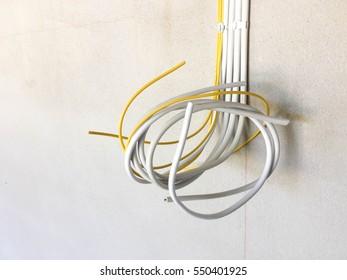 electrician, power line