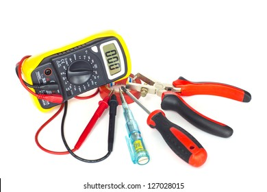 Electrical Tools Images Stock Photos Vectors Shutterstock