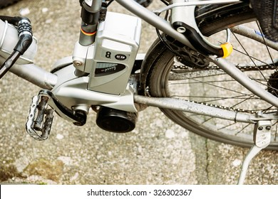 Electricity bicycle motor with mark speed of 60 km per hour