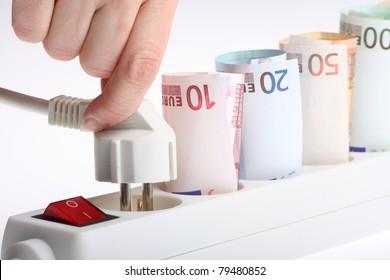 electricity money